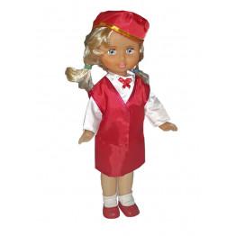 """Одежда для куклы """"Стюардесса"""" арт. ОК16"""