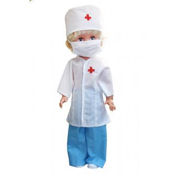 """Одежда для куклы """"Доктор"""" арт.ОК08 - 270.00"""