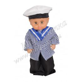"""Одежда для куклы """"Моряк"""" арт. ОК12"""