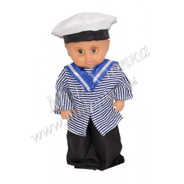 """Одежда для куклы """"Моряк"""" арт. ОК12 - 261.00"""