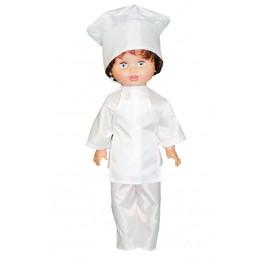 """Одежда для куклы """"Повар"""" арт. ОК11"""
