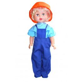 """Одежда для куклы """"Рабочий"""" арт. ОК09"""
