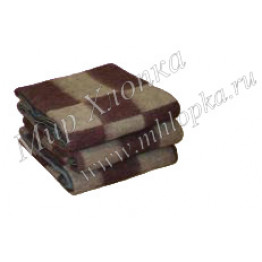 Одеяло 1,5 сп п/ш 75% клетка Шуя 140*205 арт. ОП40