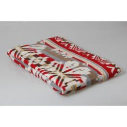 Одеяло 100% хлопок (байковое) жаккард 140х205