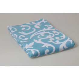 Одеяло 100% хлопок (байковое) жаккард 190х205