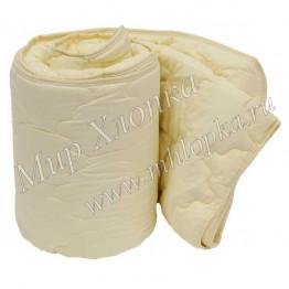 Одеяло 2сп овечья шерсть облегченное 175*205 машинная стежка