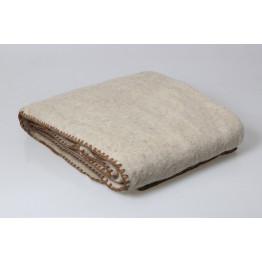 Одеяло 50% шерсть ЭКО 140х205