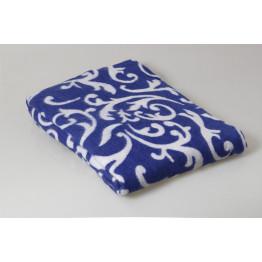 Одеяло 50% шерсть жаккард 140х205