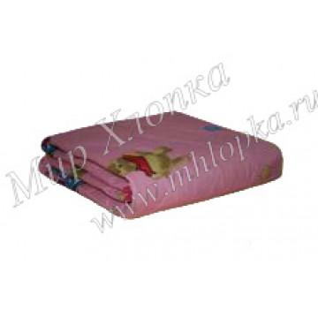 Одеяло шерсть (облегченное) детское (Поликоттон) арт. ОП12 - 504.00