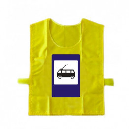 "Жилет ""Троллейбус"" арт. БД30"