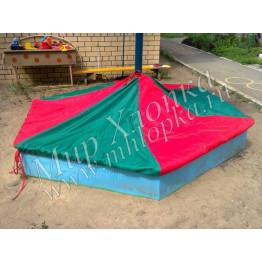 Чехол для песочницы квадрат оксфорд 240г/м2 арт. ИИ68