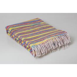 Одеяло-плед 100% акрил Меланж 130х170