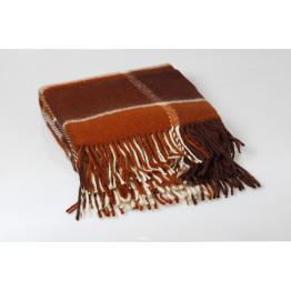 Одеяло-плед 100% шерсть Новая Зеландия 170х200