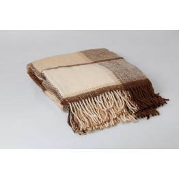 Одеяло-плед 100% шерсть Россия 170х200