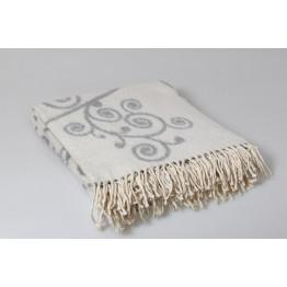Одеяло-плед 100% хлопок жаккард 170х200