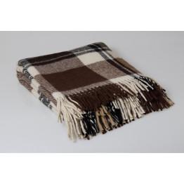 Одеяло-плед 50% шерсть 170х200