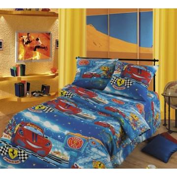 """Комплект постельного белья АД """"Ралли"""" подростковое - 672.00"""