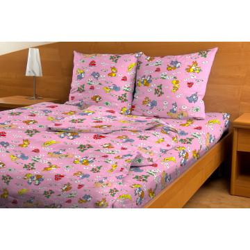 Комплект постельного белья Маленький заяц Красная Талка - 372.00
