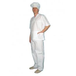 Костюм пекаря бязь ГОСТ Куртка+брюки арт. СС17