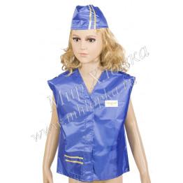 Детский костюм стюардессы арт. КС06