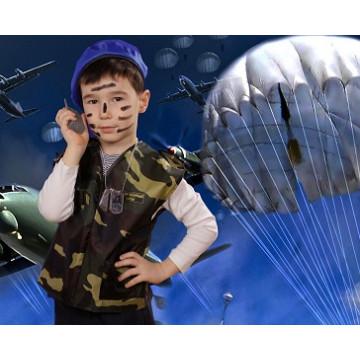 Детский костюм десантника