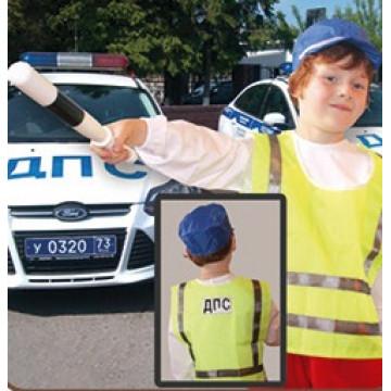 Детский костюм ДПС арт. КС10 - 270.00