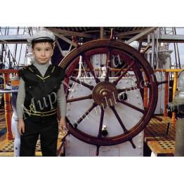 Детский костюм капитана арт. КС12