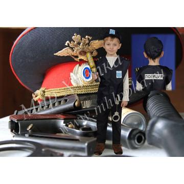 Детский костюм полицейского арт. КС42 - 342.00