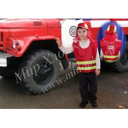 Детский костюм пожарного арт. КС02