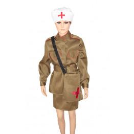"""Военный костюм """"Санитарка"""" арт. КС162"""