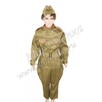 """Военный костюм """"Солдат"""" с галифе арт. КС45 - 1,170.00"""