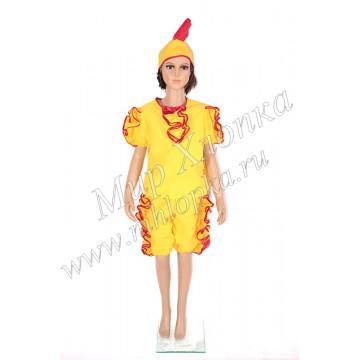"Костюм для танцев ""Цыпленок""для мальчиков арт. КС115 - 720.00"