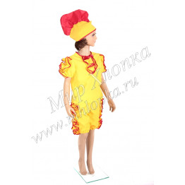 "Костюм для танцев ""Цыпленок""для мальчиков арт. КС115"