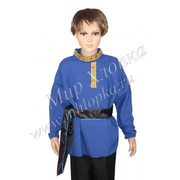 Рубаха+кушак (жел., син., зел., крас.) арт. КС39 - 531.00