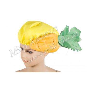 """Шапка к костюму """"Морковь"""" арт.КС145 - 312.00"""