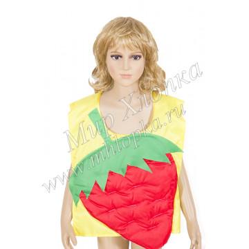 """Жилет """"Клубника"""" арт. КС65 - 414.00"""