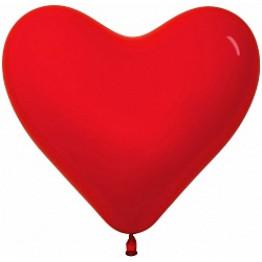 Гелиевый шар в форме сердца