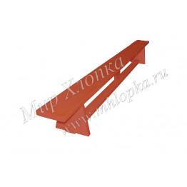 Скамейка гимнастическая красная арт. СГД04