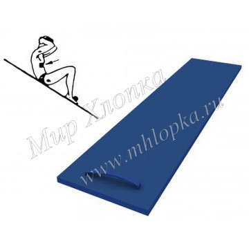 Доска наклонная к шведской стенке (гладкая) арт. ДНФ02 - 2,016.00