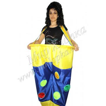 Штаны для игры с шарами арт. ИИ63 - 712.00