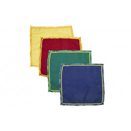 Набор платочков для танцев 30x30 арт. КС289