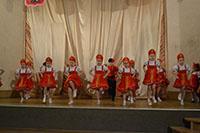 детский конкурс танцев
